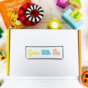 Grow With Me Monthly Subscription Box