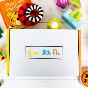 Grow With Me Gift Box